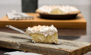 Main St Local Cream Pie