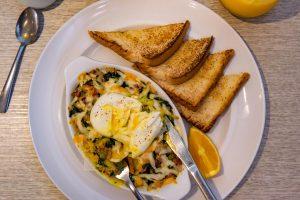 Main Street Local Kitchen breakfast skillet
