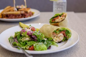 Main Street Local Kitchen wraps